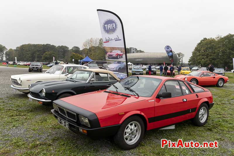 Lancia Beta Montecarloau 8e Italian Meeting