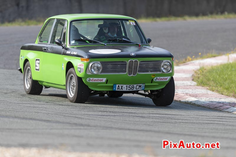 United Colors Of Autodrome, BMW 2002 Ti By Alpina
